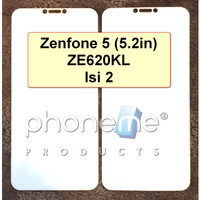 Asus Zenfone 5 ZE620KL - Isi 2 - Phoneme Full Cover Hydrogel