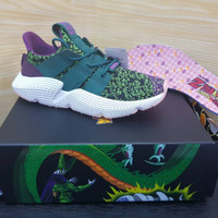 Sepatu Adidas Climacool Prophere Dragon Ball Z Cell Saga Pack Green