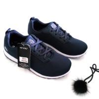 Sepatu Sneakers olahraga running wanita ando krista
