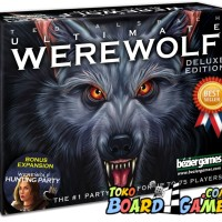 Paket Ultimate Werewolf Deluxe Edition + Card Sleeves
