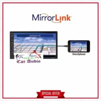 double din Headunit sansui sa5202i Full HD MKV
