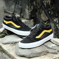 Sepatu Vans Pro Trujillo Black Tawny (ORIGINAL BNIB)
