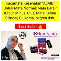 kacamata K ion nano bonus hijab nissa sabyan
