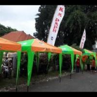 TERMURAH TENDA CAFE 2X3 / TENDA PIRAMID 2X3 / TENDA JUALAN 2X3 (HANYA