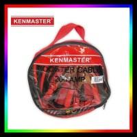 BEST SELLER KENMASTER CAR BOOSTER CABLE KABEL MOBIL JUMPER AKI 200A