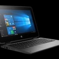 Terbaru 028 Laptop HP Probook 11 G2 -i3 6100U-RAM 8GB-256GB SSD-Win 10