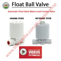 Float Valve Control Tanki Air Otomatis Water Level Control Valve Ball