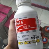 Harga promo Pembasmi rumput gulma daun herbisida DMA 6 825SL 400 ml