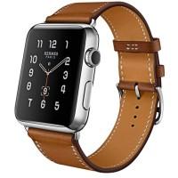 Tali Jam Tangan Leather Watchband Apple Watc READY GO-SEND