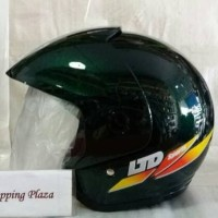 Helm LTD Hitam Kilat