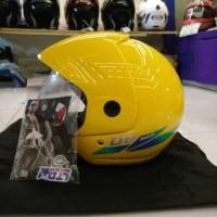 Helm LTD Kuning