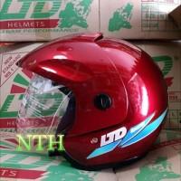 Helm LTD Merah Ferrari
