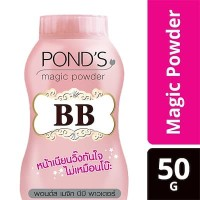Ponds Magic BB Powder Talcum 50gr