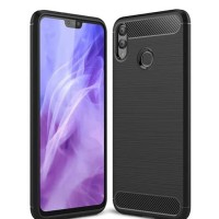 TATA Ipaky Carbon FIBER CASE Huawei honor 8X Softcase Shockproof