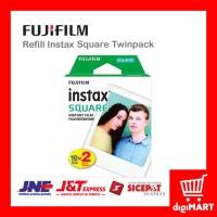 Fujifilm Refill Film Paper Instax Square Twinpack SQ10 SQ20 SQ6 SP-3