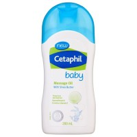 CETAPHIL BABY MASSAGE OIL 200 ML
