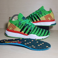 Sepatu Adidas EQT x Dragon Ball Z Support Mid ADV Shenron Green
