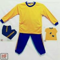 Seragam baju kaos olahraga TK PAUD