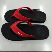 Sandal Olahraga Pria Eagle Sanur Sendal Sport Hitam Merah Original ORI