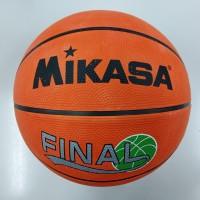 Bola Basket Basketball Mikasa Final Ball Outdoor Indoor Rubber