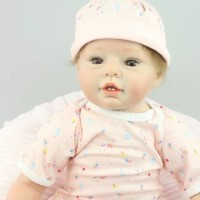 Boneka Reborn Pastel Color Clothes / Boneka Bayi / Boneka NPK