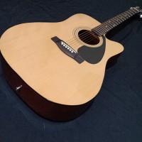 gitar akustik non elektrik dawai original free tas ky yamaha f310