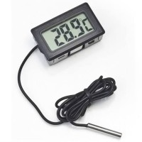 Thermometer digital akuarium aquascape - waterproof probe