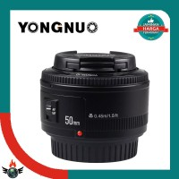 Lensa Youngnuo 50mm F 1.8 For Canon