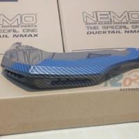 Ducktail NMAX Motif Carbon Nemo