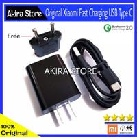 Charger Xiaomi Mi 4S Mi 4C Mi 5 Original 100% Fast Charging USB Type C
