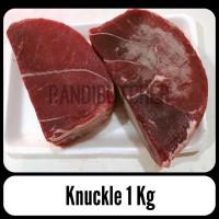 Daging Knuckle - Daging Sapi Kelapa - Daging Sapi Bagian Paha Bawah