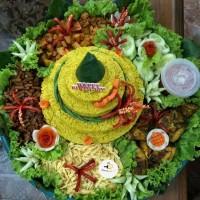 PROMO Nasi Tumpeng Besar Untuk 10 orang