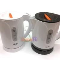 Promo Heles HL-6316 Teko Ketel Listrik 0,8 Liter - Electric Kettle