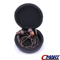 Baru dbE Acoustics Dompet Hard Case Earphone Headphone Headset - DBE-