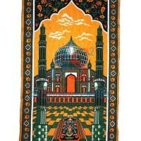 Best Seller Sajadah Murah Berkualitas Uk. 108Cm X 61Cm - Hijau Tua