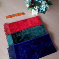 Best Seller Sajadah Embos Polos 70X110 Cm Termurah