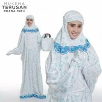 Promo Murah Mukena Muslim Muslimah Wanita Dewasa Terusan Bahan Sutra