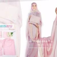 Termurah Mukena Premium Andalusi - Ivory Termurah