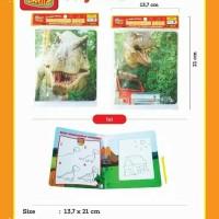 Magnetic Book Mainan Anak