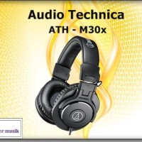 Audio Technica ATH M30x / ATHM30x Original