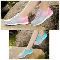 Sepatu Kets Wanita Fahin Joice Sepatu Sneakers Olahraga Anak Cewek Oke