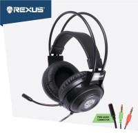Headset Rexus Gaming VONIX F75 RGB LED