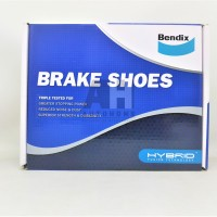 Kampas Rem Belakang Honda Jazz Tromol - BENDIX Brake Shoe DS 5534