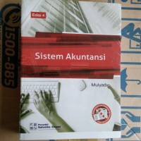 Original | Buku SISTEM AKUNTANSI edisi 4 | Mulyadi | Salemba