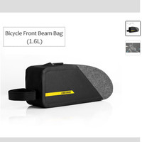 Cycling Front Bag Waterproof MTB Bike Top Tube Bicycle Frame Pouch