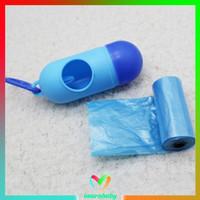 Plastik diaper - travel size