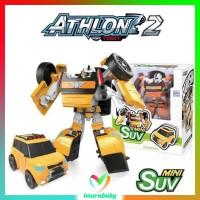 Mainan robot - athlon 2 - mini SUV