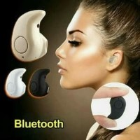 Headset BLUETOOTH Handsfree Mini S530 pas di telinga Bentuk KEONG