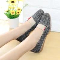 Sandal Wanita Flat Shoes Shiera BL69