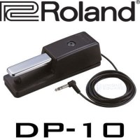 Roland Pedal DP-10 Pedal Sustain Keyboard Piano